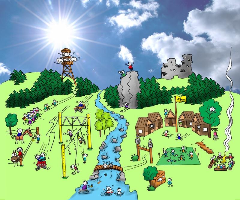 Letní tábory SVČ ANIMO budou!