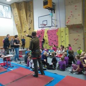 Mladí žamberští horolezci slavili úspěchy!